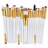 Makeup Brush, Tonsee 20 pcs Makeup Brush Set tools Make-up Toiletry Kit Wool Make Up Brush Set