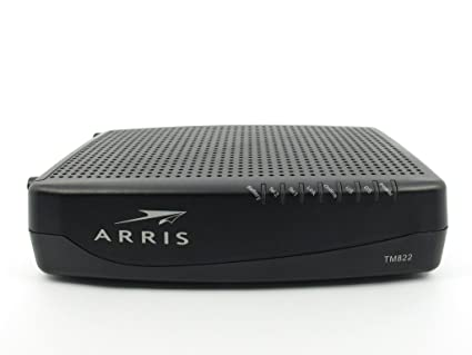 Amazon.com: Arris TM822g DOCSIS 3.0 Telephony Cable Modem [Bulk