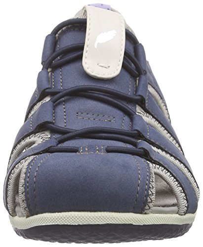 Geox D Blu Sandali Sandal Donna D Vega Navy rPOwr1x