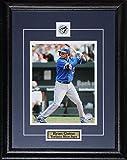Midway Memorabilia Ryan Goins Toronto Blue Jays 8x10 Frame