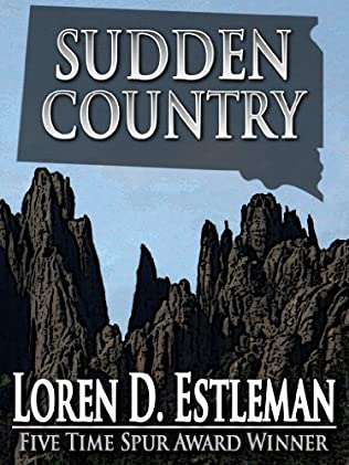 book cover of Sudden Country