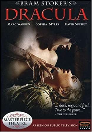 Amazon com: Dracula - Masterpiece Theatre: Marc Warren