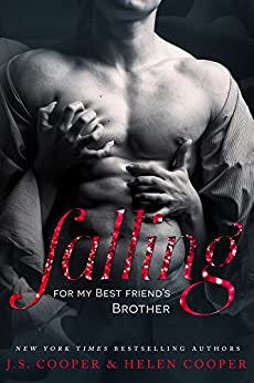 Falling Friends Brother Night Stand ebook product image