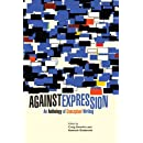 Against Expression: An Anthology of Conceptual Writing (Avant-Garde & Modernism Collection)