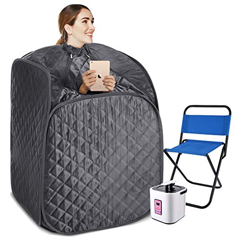 OppsDecor Portable Steam Sauna Review