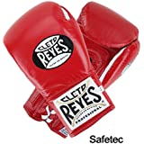Cleto Reyes Professional Fight Gloves - Official/Safetec