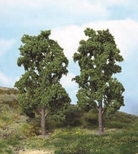 Heki 1980 Chestnut Trees 2 Pieces Multicolour Height-20 cm