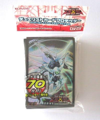 YUGIOH Card Sleeves Zexal 63X90mm White