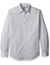 Van Heusen - Camisa de botones, Hombres