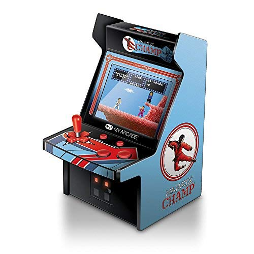 dreamGEAR My Arcade Karate Champ Micro Player 6