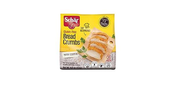 Schar, migas de pan sin gluten–peso neto ...