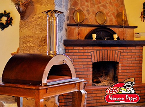 Forno Allegro Wood Fired Pizza Oven - Nonno Peppe