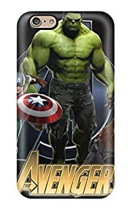 Hot Tpu Cover Case For Iphone/ 6 Plus Case Cover Skin - Thor 15(3D PC Soft Case)