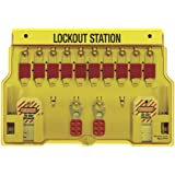 Master Lock 10-Pack Lockout Station with Cover