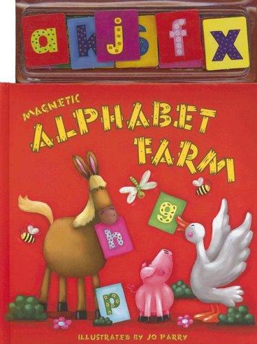Alphabet Farm (Magnetic - Alphabet) ebook