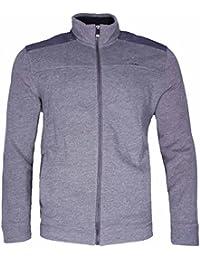 Calvin Klein Jeans Men's Full-Zip Fleece Mock Neck...