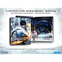 The King of Fighters XIV - Edicion Steelbook - PlayStation 4 - Limited Edition