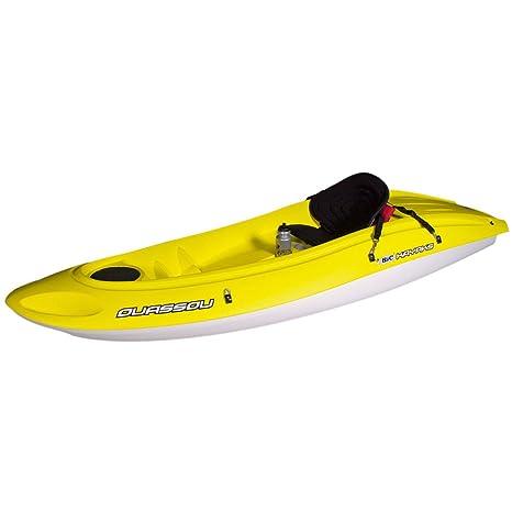 BIC Ouassou - Kayak, para 1+1 Personas, Color Amarillo ...
