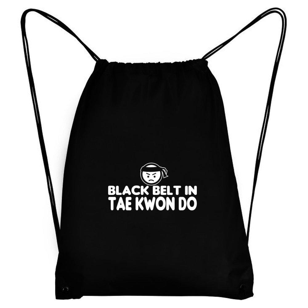 Teeburon BLACK BELT IN Tae Kwon Do Sport Bag TEE00696382F8A5570000000