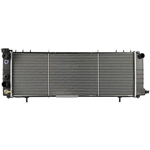 (Klimoto Brand New Radiator fits Jeep Cherokee 1991-2001 Comanche 2.5L L4 4.0L L6 CH3010183 CH3010186 52080115AC 53007135 1193 Q1193 CU1193 DPI1193 )