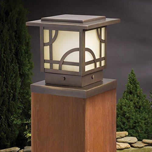 Low Voltage Outdoor Column Mount Lighting
