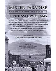 Mister Paradise and Other One-Act Plays