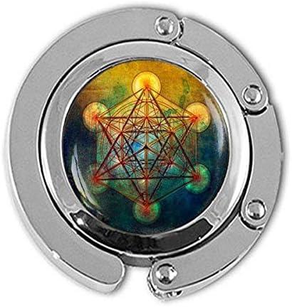 [해외]Metatron`s Cube Pendant Sacred Geometry Jewelry Metatrons Cube Geometric Necklace Jewelry for Men Dance Recital Hanger Literary Jewelry / Metatron`s Cube Pendant Sacred Geometry Jewelry Metatrons Cube Geometric Necklace Jewelry for...