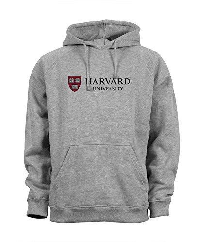 Harvard Hoodie Felpa Cappuccio Smart University Be Go Maglione To cKTlF13J