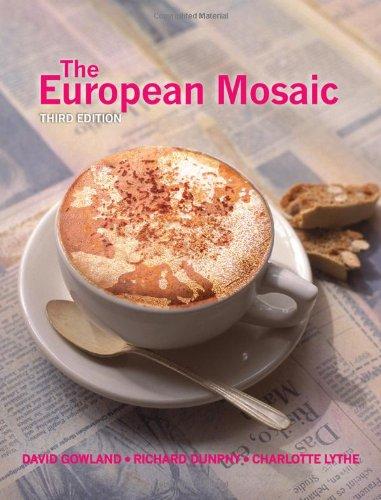 The European Mosaic