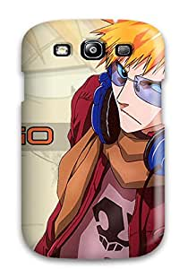 Premium [mLIEJdU6143aYYJY]bleach All Characterss Case For Galaxy S3- Eco-friendly Packaging