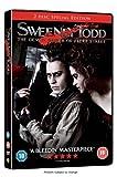 Sweeney Todd - The Demon Barber of Fleet Street [2 Disc] [DVD] [2007]