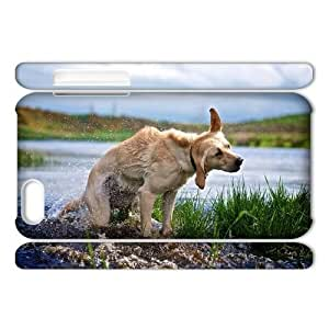 Custom Dog Case for Iphone 5C with Shaking Bella yxuan_9758071 at xuanz
