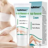 Hair Removal Cream,Depilatory Cream, Women Mens Painless Flawless Fast for Body Underarms Legs