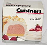 Cuisinart Dlc-155 Whisk Attachment for Dlc-10 Food Processor