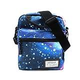 Artone Blue Universe Galaxy Casual Crossbody Bag Campus Shoulder Bag Fit iPad Review