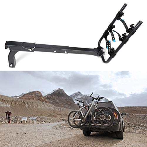 ECCPP 3 Bike Hitch Rack Bike Carrier Quick Release 2 Inch Receiver Heavy Duty Bicycle Carrier Racks for Cars,SUV, Minivans