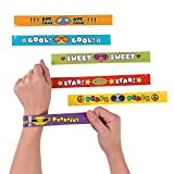 Everyday Sayings Slap Bracelets