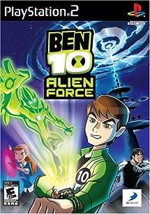Ben 10 Alien Force - PlayStation 2: Artist Not Provided: Video Games