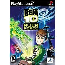 Ben 10 Alien Force - PlayStation 2
