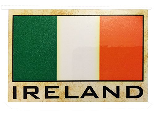 Flag Fridge Refrigerator Magnets – Europe (Country: (Flag Fridge Magnet)
