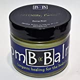 Hemp Balm - Feet - 2 ounce -10 Therapeutic Grade Essential Oils for fungal issues