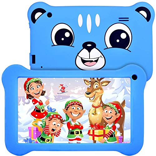 Tablet for Kids 7 inch Kids Tablet, 2GB RAM 16GB ROM, Android 9.0 Tablet, Parent Control, IPS HD Display, Kid-Proof…