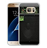 Case for Samsung Galaxy S7,Trace Elliot Bass Amplification Acoustic Music Speak Samsung Galaxy S7 Case - White TPU Case