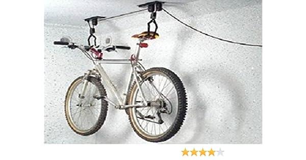Bicicleta Lift techo Montaje – Bicicleta – Soporte de techo ...