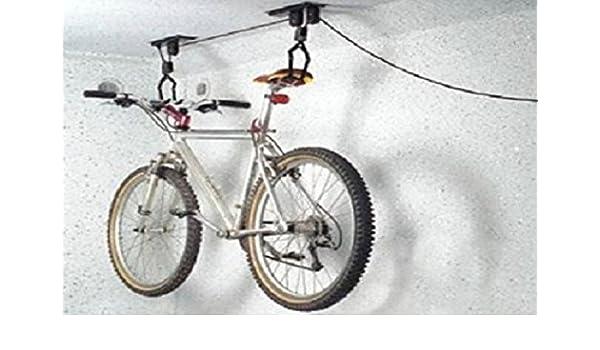 /Soporte de techo/ Bicicleta Lift techo Montaje/ /20/kg hebeg ewicht T/ÜV//GS aprobado /Bicicleta/ /Polipasto Lift/