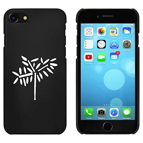Noir 'Feuillu Arbre' étui / housse pour iPhone 7 (MC00085008)