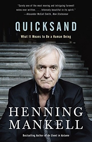 Quicksand: What It Means to Be a Human Being cover