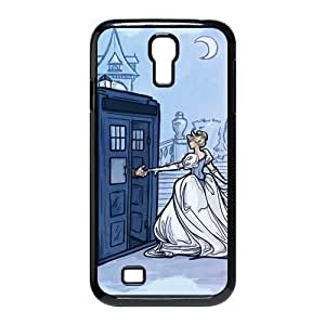 Customize Doctor Who Police Box Back Case for Samsung Galaxy S4 I9500 JNS4-1615