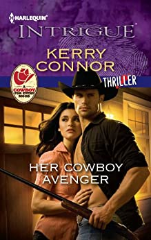 Her Cowboy Avenger (Thriller) by [Connor, Kerry]