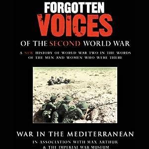 War in the Mediterranean Audiobook